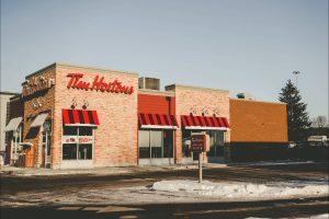 Tim Hortons Boulevard Saint-Jean